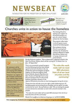 Newsbeat June cover