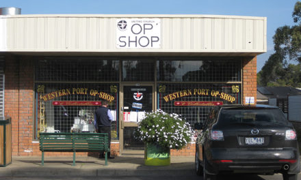 Op Shop means Mission Opportunity